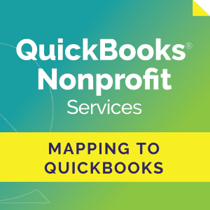 Mapping to quickbooks